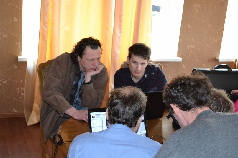 Александр Волков, Андрей Поллупанов, Алексей Макаров