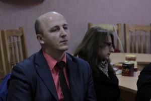 Михаил Шпилевский, Алёна Ясинская на миникинофорумена «Видеорадиус БНТУ– 2011»