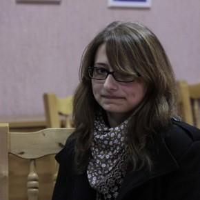 Алёна Ясинская (Видеорадиус, БНТУ, Минск, Беларусь, 2011 год)