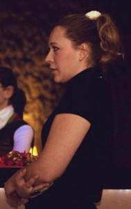 Анна Хомченко, выпускница курса «Продюсирование, администрирование ифандрайзинг в кино» представляет свой дипломный проект