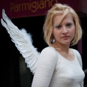 Лена Долгая, солистка группы «Вектор Эго»