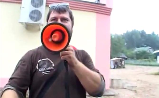 Кинорежиссёр Виталий Ольгертович Любецкий (сайт Минской школы киноискусства)