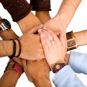 Руки сотрудничества