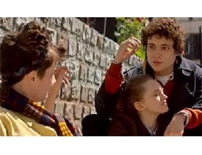 Кадр из фильма «Три воспоминания из моей молодости» (сайт Минской школы киноискусства)