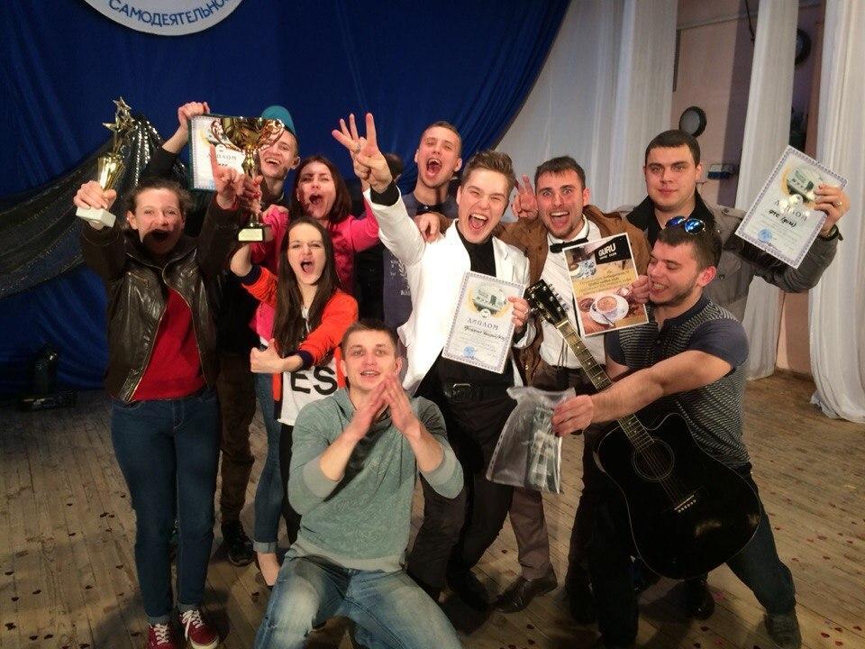 ФТС: Гран-при («Студенческая весна-2015») (сайт Минской школы киноискусства)