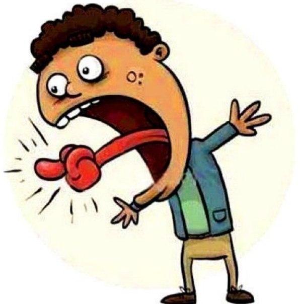 Скороговорка: язык в узел завяжешь