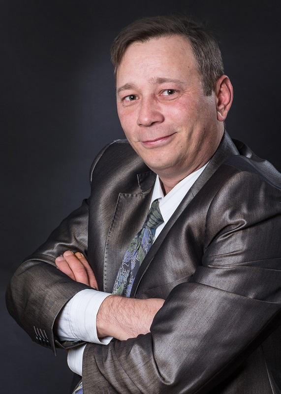 Игорь Карпиевич, актёр, режисссёр (сайт Минской школы киноискусства)