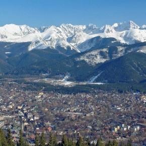 Польша, польские Татры, Закопаны: горы