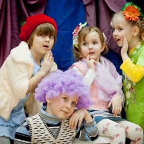 Дети-актёры