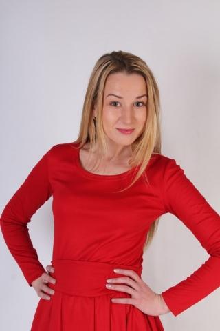 Валентина Маркована Костышена— педагог посценической речи и актёрскому мастерству Минской школы киноискусства, актриса, телеведущая, радиоведущая