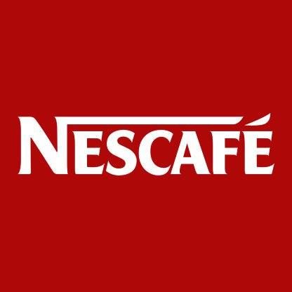 Nescafe: логотип (сайт Минской школы киноискусства)