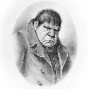 Собакевич (иллюстрация ккниге Гоголя «Мёртвые души»)