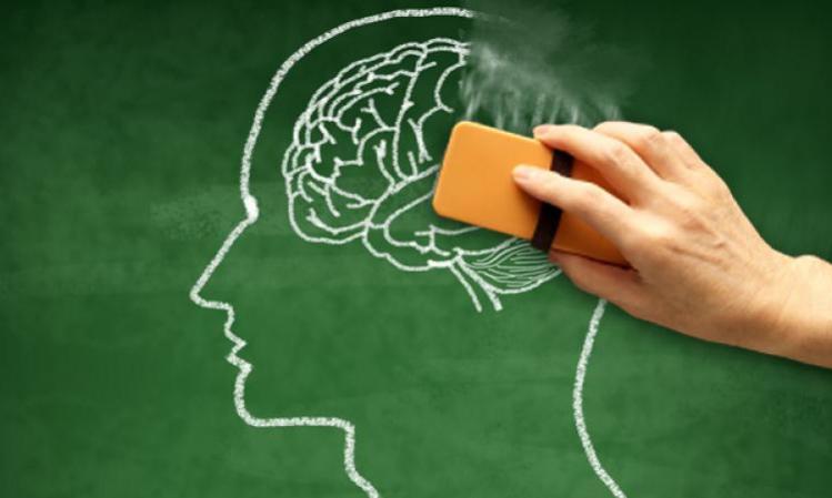 Стиратель памяти (мозг человека) (сайт Минской школы киноискусства)