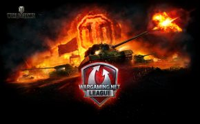World of Tanks. Wargaming.NET League