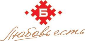 Брестский мясокомбинат: Любовь есть (эмблема, логотип)