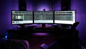 Компьютерная музыка, звукорежиссура: рабочее место, мониторы