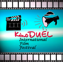 Кинофестиваль KinoDUEL (International Film Festival): Logo (сайт Минской школы киноискусства)
