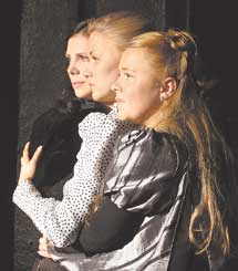 Сёстры (Антон Павлович Чехов, «Три сестры»)