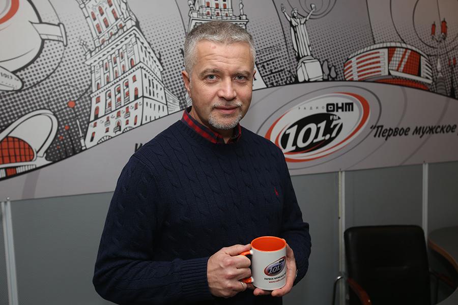 Александр Серебренников (радио) (сайт Минской школы киноискусства)