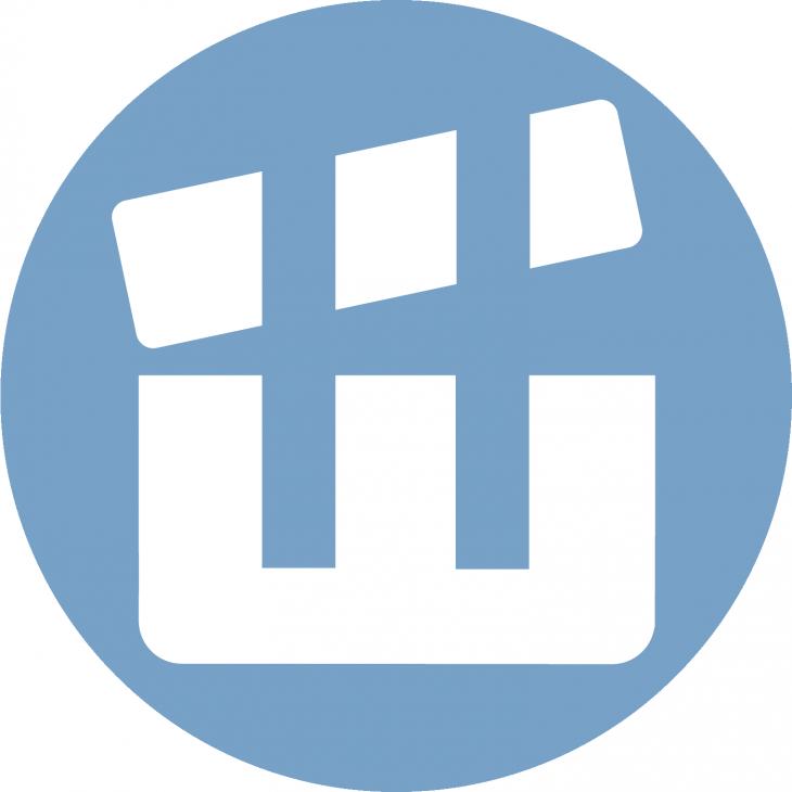 Минская школа киноискусства (эмблема-логотип: Ш-хлопушка) (сайт Минской школы киноискусства)