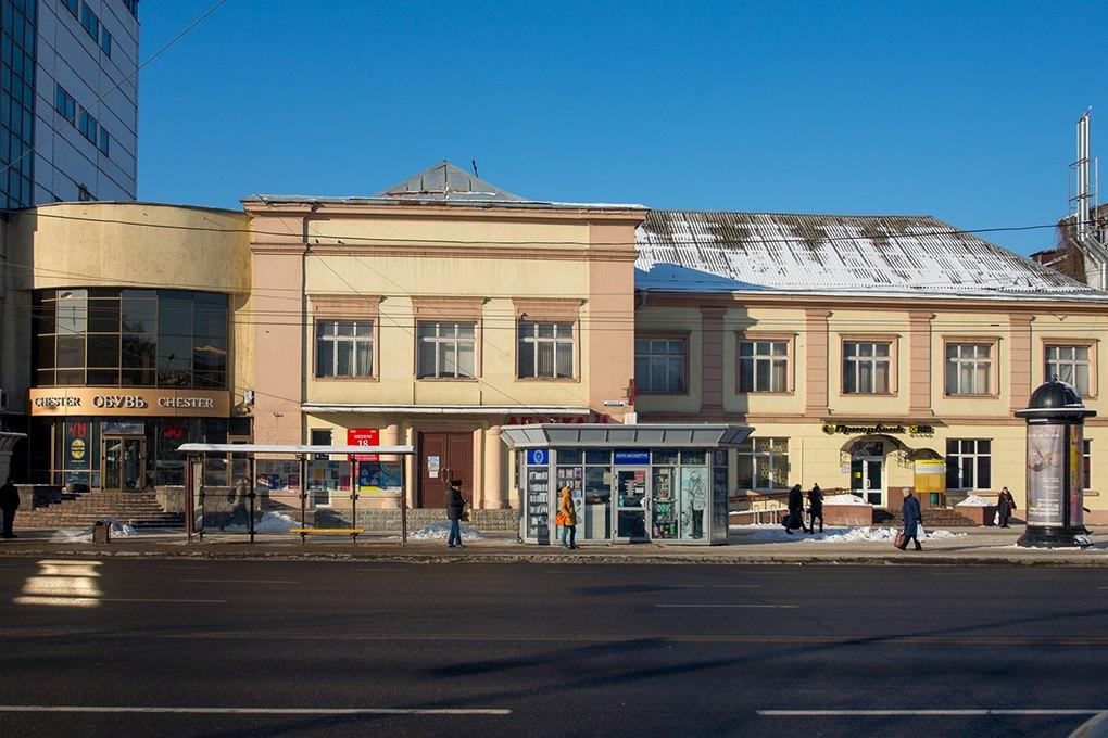 Улица Немига, 30 (Минск, Беларусь)