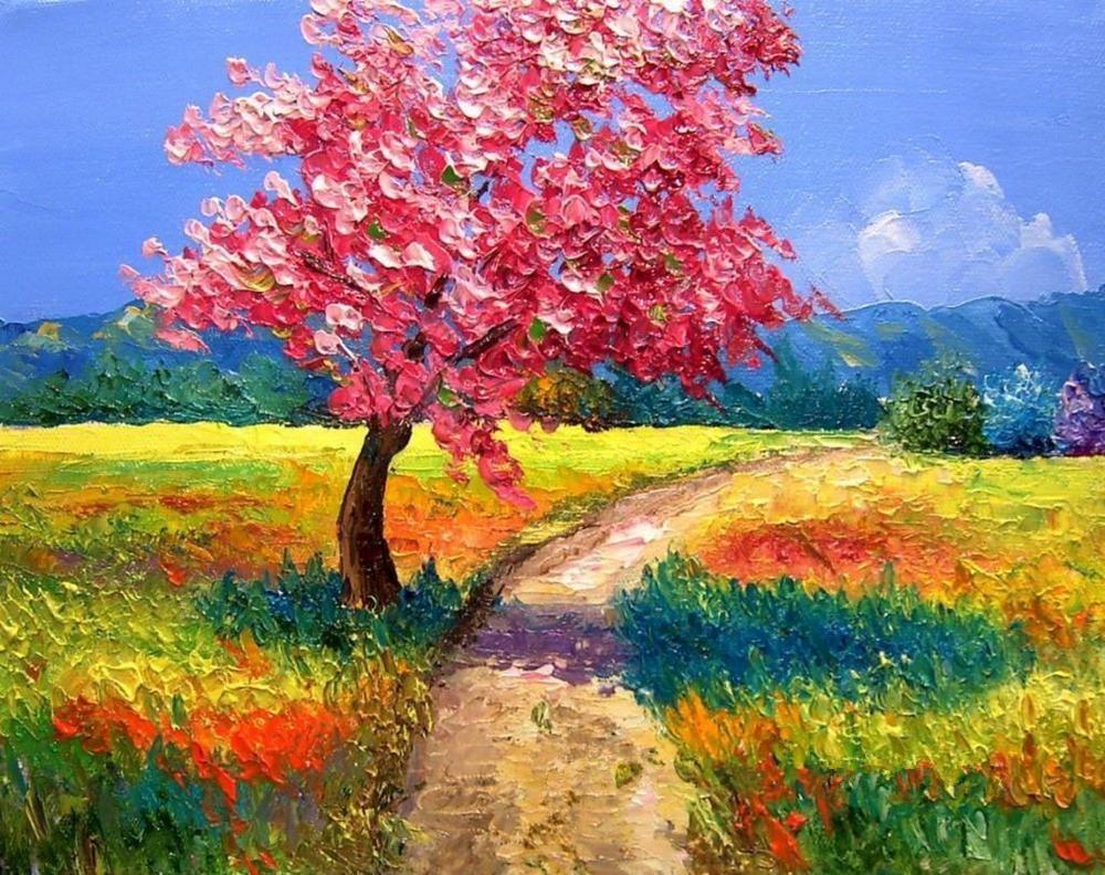 Пейзаж (художник— Жан Марк Жаньячик)