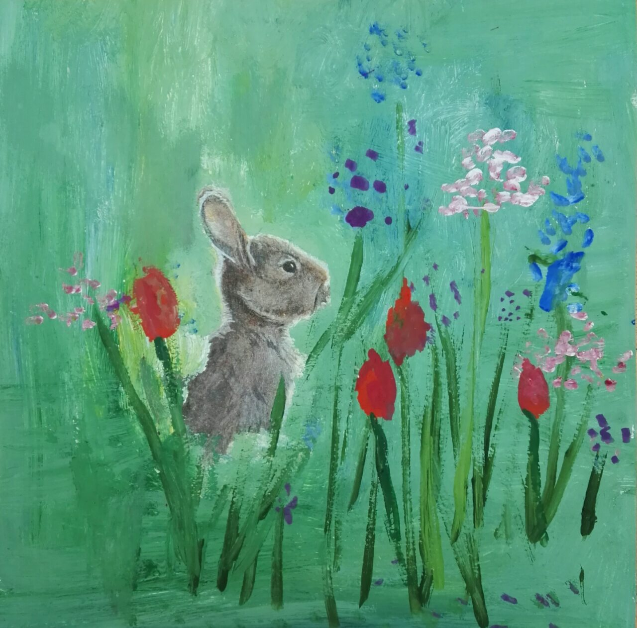 Заяц втраве (1)