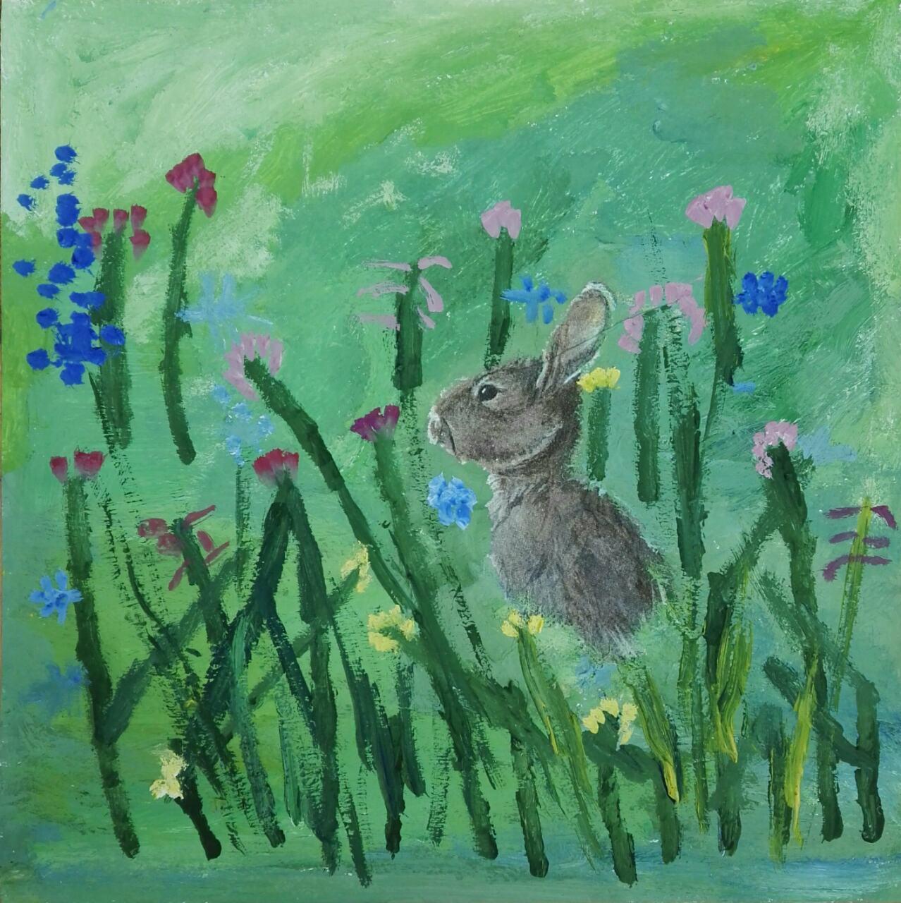 Заяц втраве (4)