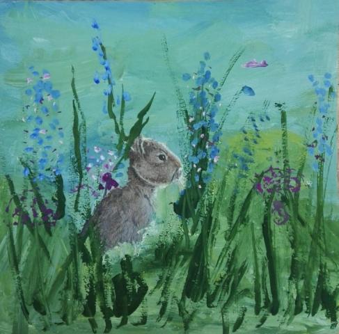 Заяц втраве (5)
