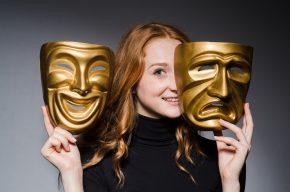 Актриса играет смасками: курс «Актёрское мастерство» (для взрослых, Минск, Беларусь)