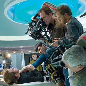 Многокамерная киносъёмка: экшн-сцена