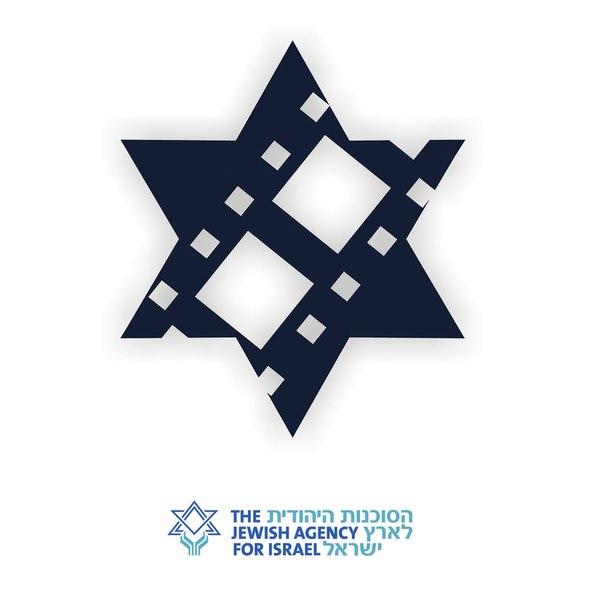 Минский Фестиваль еврейского короткометражного кино (эмблема, логотип) (сайт Минской школы киноискусства)