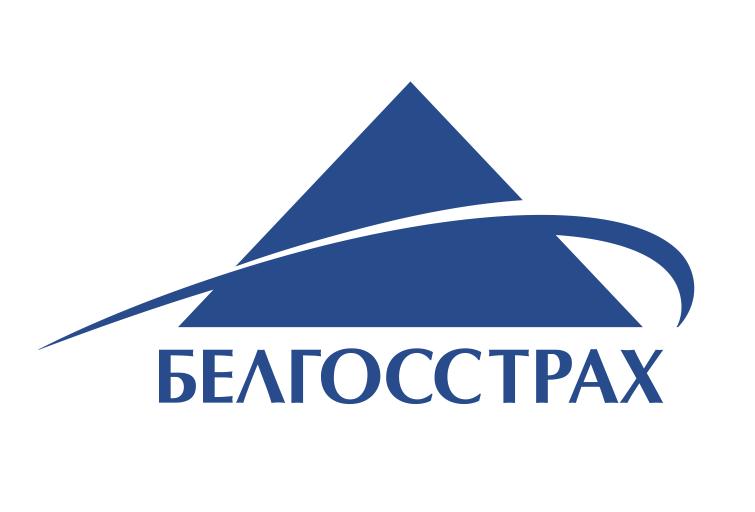 Белгосстрах: логотип (сайт Минской школы киноискусства)