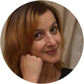 Ксения Эдуардовна Жаафар, педагог-психолог, тренер поразвитию креативного мышления итворческого потенциала личности
