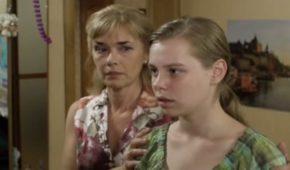 Телевизионный минисериал «Вместо неё» (кадр изфильма; Ангелина Дядюк)