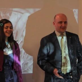 Влада Сенькова и Михаил Шпилевский представляют клип «Надзея» группы «Perfect Life» (Минск, Беларусь, 2011 год)