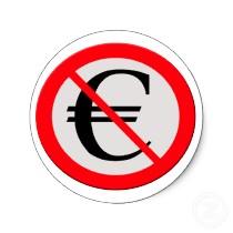 Вместо евро — доллар!