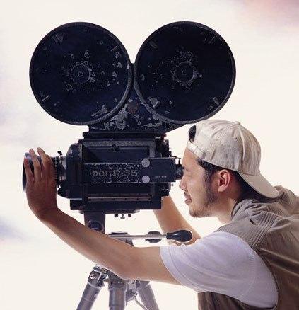 Конкурс молодых кинематографистов «КиноСтарт» (Минская школа кино, Минск, Беларусь), оператор, кинокамера, объектив, штатив, киноплёнка